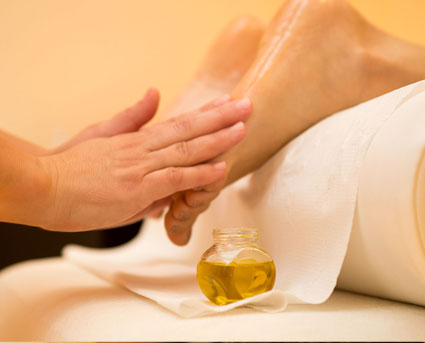 reflexology belfast treatments